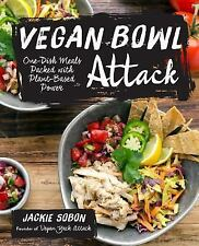 Vegan Bowl Attack! : One-Dish Meals Packed with Plant-Based Po (FREE 2DAY SHIP)