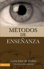 Métodos de Enseñanza by Luisa Jeter de Walker (1996, Paperback, Revised)