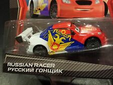 DISNEY PIXAR CARS VITALY PETROV RUSSIAN RACER * SUPER CHASE* PC SAVE 5% WORLDWID