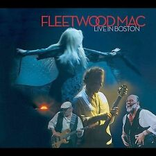 FLEETWOOD MAC - Live in Boston [Digipak] [CD & 2 DVD] Stevie Nicks Lindsay Bucki
