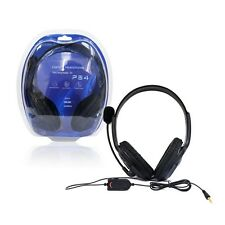 New Wired Gaming Headset Headphones with Microphone for Sony PS4 PlayStation 4