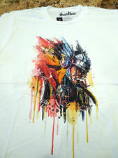 NEW Marvel Thor God Of Thunder Threadless T-Shirt- Size M- Design by Studio8worx