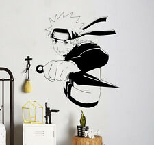 Naruto Wall Vinyl Decal Japanese Manga Sticker Anime Home Kids Art Decor 48(nse)
