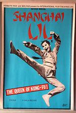 Cinema Poster: SHANGHAI LIL 1973  (Double Crown) Szu Shih Han Chin Yuan Yi