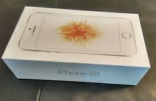 NEW SEALED APPLE iPHONE SE 64GB GOLD UNLOCKED PHONE IN HAND WORLDWIDE SHIPPING !
