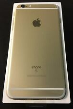 APPLE IPHONE 6S PLUS * 16GB * GOLD * UNLOCKED * USED * BAD MIC *