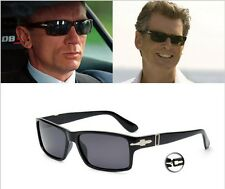 Vintage Men Polarized Driving Sunglasses Mission Impossible4 Tom Cruise James Bo