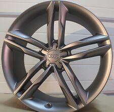 18 Zoll Alufelgen für Audi A6 4G 4G1 Avant 4F 4F1 TT 8J s line Design RS NEU