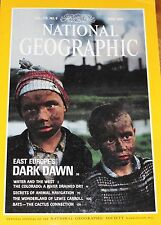 NATIONAL GEOGRAPHIC JUNE 1991 COLORADO EAST EUROPE ANIMAL NAVIGATION CARROLL BAT
