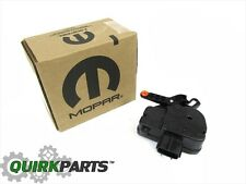 08-16 GRAND CARAVAN TOWN & COUNTRY RIGHT SIDE SLIDING DOOR LOCK ACTUATOR MOPAR