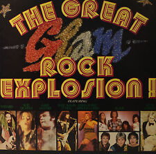 """WIZZARD - SLADE - THE GREAT GLAM ROCK EXPLOSION   12"""" LP (O787)"""