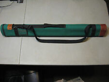 "DB DUN ""BOMBPROOF"" FLY ROD TRAVEL CARRY HARD CASE for 3 three piece Rods"