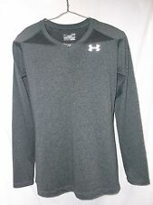 NWOT UNDER ARMOUR HEAT GEAR BASE LAYER Men's SMALL Semi-Fitted Long Sleeve Shirt