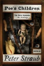 Poe's Children: The New Horror: An Anthology-ExLibrary