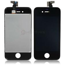 A1387 LCD Display + Touch Screen Digitizer Glass Assembly for iPhone 4S Black
