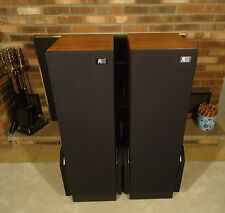 ACOUSTIC RESEARCH AR 90 SPEAKERS; FULLY RESTORED, OWNER'S PERSONAL PAIR