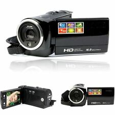 "16MP 720P HD Digital Video Camera 2.7"" TFT LCD 16x Zoom Anti-shake Camcorder DV"