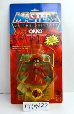 MOTU, Orko, Masters of the Universe, MOC, carded, figure, He Man, sealed, NIP