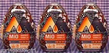 3 Mio Liquid Water Enhancer ORANGE VANILLA 72 Servings Total DRINK MIX
