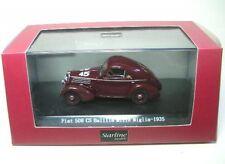 Fiat 508 CS Balilla Nr. 45 Mille Miglia 1935