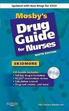 Mosby's Drug Guide for Nurses, with 2012 Update, Ninth Edition