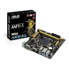 ASUS AM1I-A AMD AM1 ITX Motherboard USB 3.0, SATA 3, HDMI, DVI and VGA
