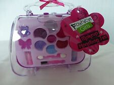 Girls Fashion Makup Handbag Set