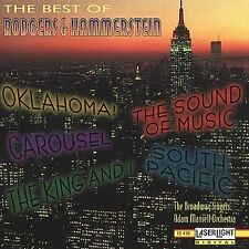 CD Adam Mansell Orchestra & the Bro Rodgers & Hammerstein - Greatest Hits [Laser