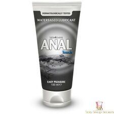 ANAL TOUCH 100 ml lubrificante intimo anale base acquosa  sexy shop sesso anale