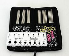 ChiaoGoo Stainless Steel Double Point Needle Set MPN 6600