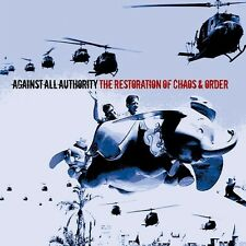 Restoration Of Chaos & Order - Against All Authority (2006, CD NIEUW)