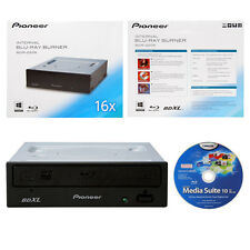 USED Pioneer BDR-2209 Internal Blu-ray BDXL Burner DVD CD Drive in Retail Box