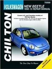 Chilton Repair Manual 70500 Volkswagen New Beetle, 1998-10 (TDI 1998-04)