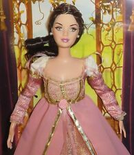* NRFB BARBIE ~ MATTEL ROMEO AND JULIET FROM THE BALLET SILVER LABEL BB00 DOLL
