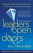 Leaders Open Doors, 2nd Edition: A Radic