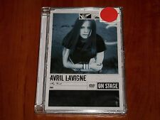 AVRIL LAVIGNE MY WORLD DVD LIVE PERFORMANCE NEW YORK CONCERT 2003 VIDEOS New