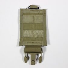 Eagle Industries Sub Belt Holster Adapter MOLLE SFLCS MJK Khaki DEVGRU SEALs