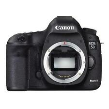 Canon EOS 5D Mark III 22.3MP Digital SLR Camera - Black (Body Only) (UK Model)