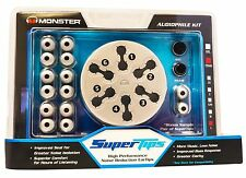 Monster Foam SuperTips - Large - High Performance Noise Reduction EarTips
