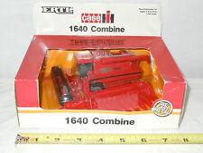 Case IH 1640 Axial-Flow Combine 1990 Husker Harvest Days   1/64th Scale