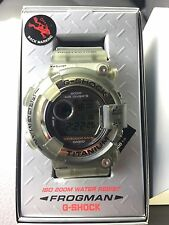 G-SHOCK  DW-8200MS-8T MEN IN SMOKE RARE TRANSPARENT  FROGMAN