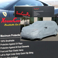 2005 2006 2007 Jeep Grand Cherokee Breathable Car Cover w/MirrorPocket