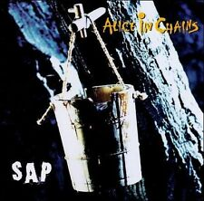 Sap [EP] by Alice in Chains (CD, Columbia (USA))