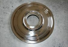 "37-3443 TRIUMPH 7"" TLS  WHEEL TRIM HUB BRAKE COVER 7 INCH STAINLESS STEEL"