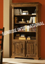 Ethnic Style Wooden Book Shelf / Bookcase / Display Cabinet !