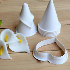 Fondant Gum Paste Flower Cutter Mold Sugar Cupcake Wedding Decor Cake DIY Tool