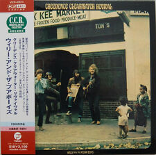 CREEDENCE CLEARWATER REVIVAL  Willy And The Poor Boys CD MINI LP
