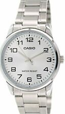 Casio Men's Analog Quartz Stainless Steel Watch MTP-V001D-7B