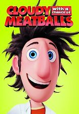 Cloudy With a Chance of Meatballs Blu-Ray + DVD NEW