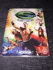 WWE - Summerslam Anthology Volume 4 DVD Box Set 1993 - 1997 Region 2 WWF